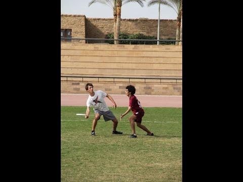 2015 MENA Club Championships: AUC Mayhem v Jordan Bedouin Falcons (semi-final)