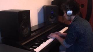 Cosmin Mihalache - Nicole Cherry - Memories (Piano Cover)