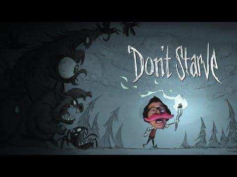 Don't Starve | Part 1 | MARKIPLIER STARVES