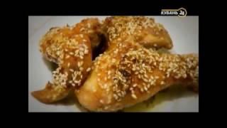 Диетический рецепт вкусной курицы терияки