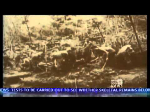 Aussie Diggers remember Hellfire Pass(Thailand) WW2 25.4.11(NiNE)