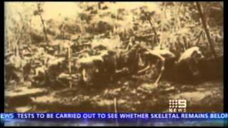 Aussie Diggers remember Hellfire Pass(Thailand) WW2 25.4.11(NiNE)