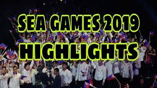 SEA GAMES 2019 Highlights