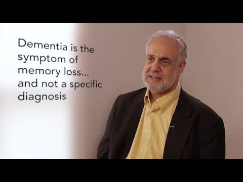 Understanding Cognitive Aging - Difference between normal aging and dementia