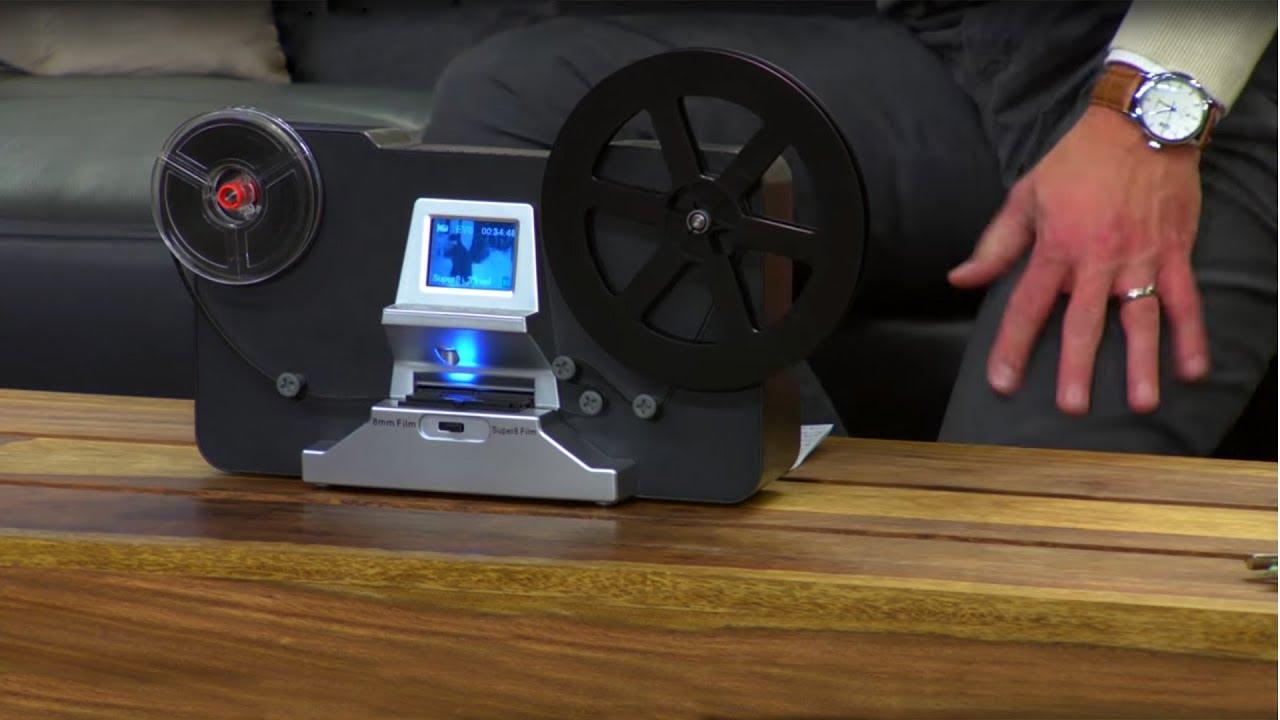somikon hd xl film scanner digitalisierer f r super 8 8mm stand alone youtube. Black Bedroom Furniture Sets. Home Design Ideas