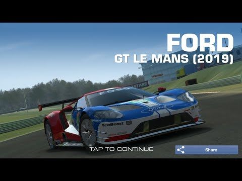 Real Racing 3 Race Day Endurance Gt 2019 Finale Ford Stage 6 Final Goal 4 21 28 Pr 89 0 Youtube