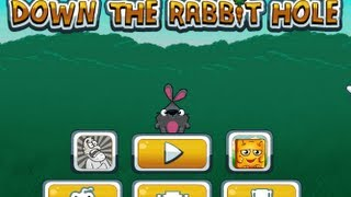 Down The Rabbit Hole  Level1-36 - Walkthrough