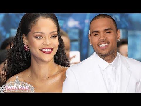 Chris Brown Répond Sur La Rupture De Rihanna Avec Son Copain Milliardaire