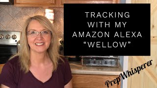 Wellow by WW App for Amazon Alexa !!  How to track SmartPoints via your Alexa or Google Assistant