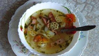 Суп На скорую руку Вкусно и просто!