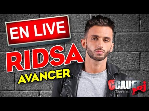 Ridsa - Avancer - Live - C'Cauet sur NRJ