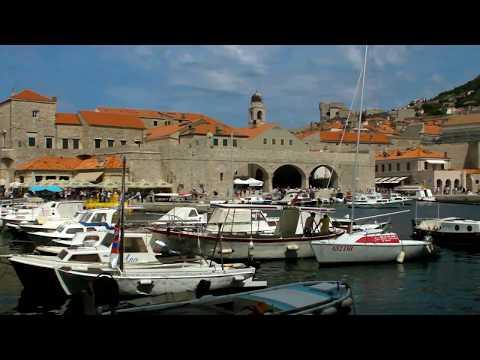 Dubrovnik, Croatia - fortified town