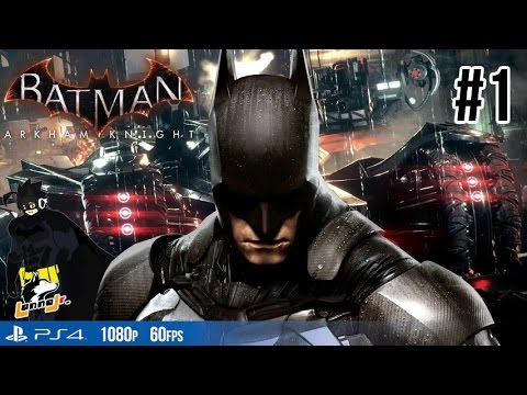 Batman Arkham Knight[1]: ดับแผนโค่นสังหาร ยอดอัศวินแห่งรัตติกาล