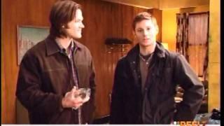 Supernatural People's Choice Awards Win 2012