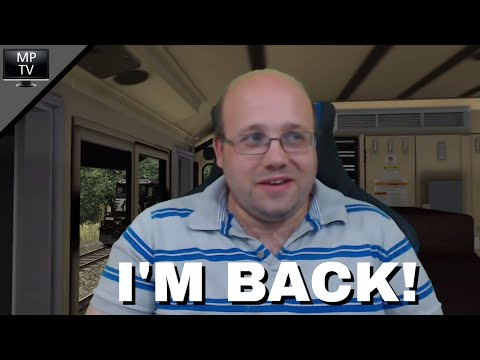 VOD - I'm Back! What's New, What's coming + CHARITY STREAM NEWS!