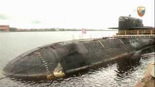 Bu submarine''Ekaterinburg'' ta'mirlash OAJ da bo'lib ''''Asterisk''KAo'tadi