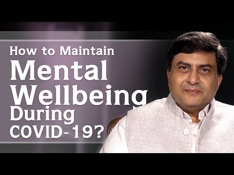 Maintaining Mental Wellbeing during COVID-19 | Dr. Avdesh Sharma | Awakening TV | Brahma Kumaris