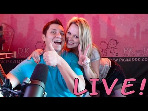 PK and DK Live - The Review Show!