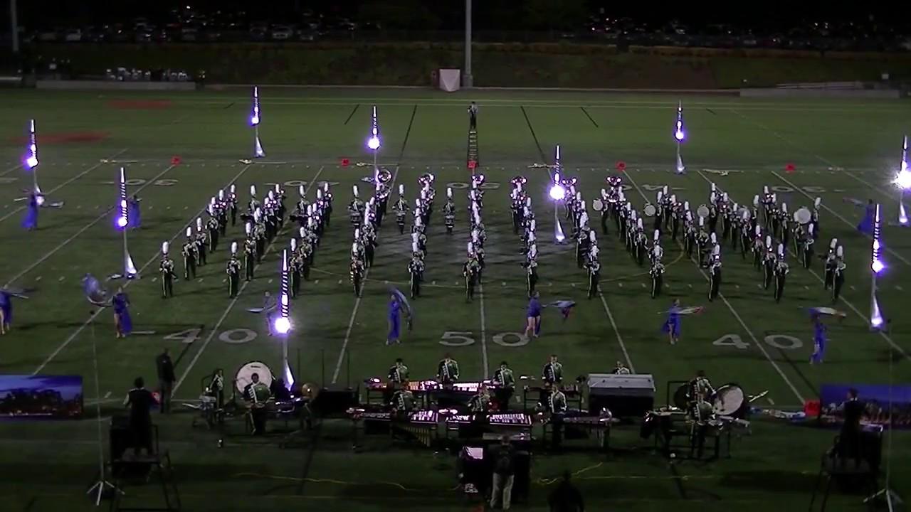 West Salem High School Marching Band preforming Wild Nights @ Century  Showcase