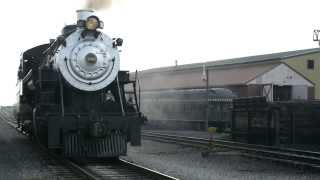 Strasburg Rail Road Steam Powered Revenue Freight With SRC 90
