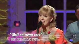"""Hanna-Liina Võsa - Meil on aega veel (popurrii) (""""Laula mu laulu"""" 3. hooaeg - 3. saade)"""