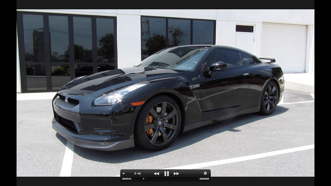 2010 Nissan Gtr Premium Start Up Exhaust And In Depth