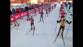 Олимпиада 2018 биатлон гонка преследования 12.5 км мужчины (прогноз)