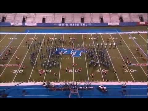 Siegel High School Band COC 2014 - multiangle
