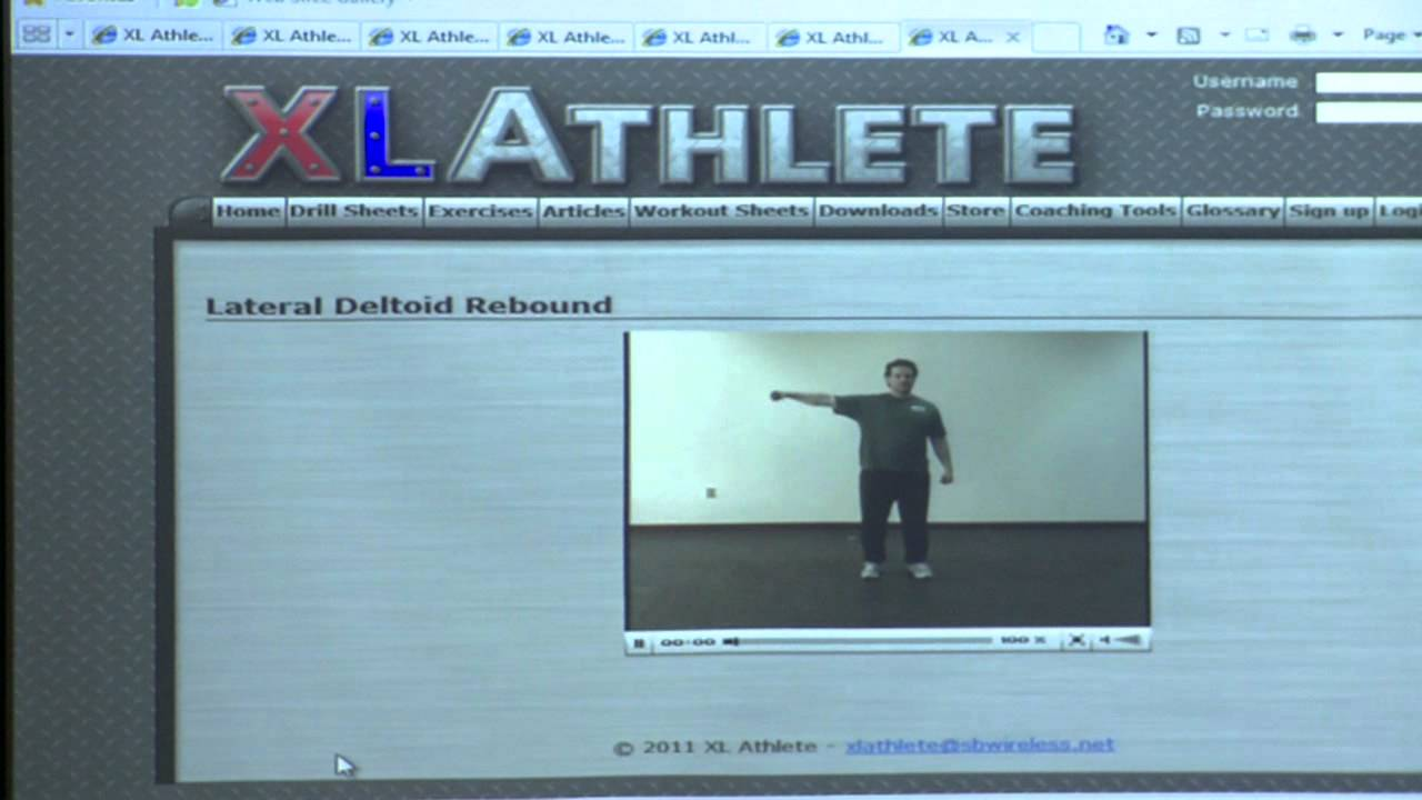 "Cal Dietz-""Block Method Progression in the Transfer of Speed Performance"""