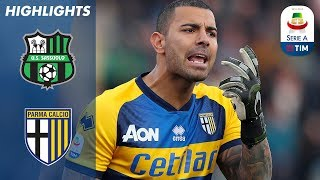 Sassuolo 0-0 Parma | Goalless as Goalkeepers Star! | Serie A