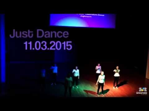 The Winsford Academy - Just Dance Show 2015