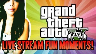 GTA 5 Online | Live Stream Fun Stuff with Lui Calibre, VelocityHD and JimmyTool