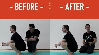 Ankle Mobility Exercise: Calf Stretch for Deeper Squats