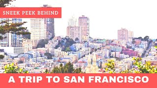 Story of a Trip to San Francisco (TRAILER)
