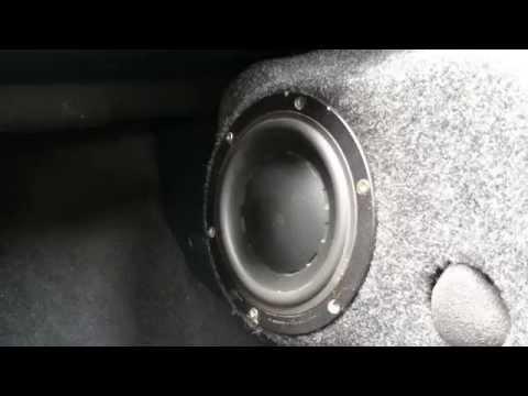 Car HiFi DynAudio System 220 MK II Frontsystem