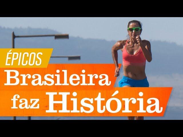 Fernanda Keller faz história no Ironman  | Épicos | Canal OFF