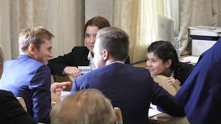 Классный час учителя Юрия Клюева
