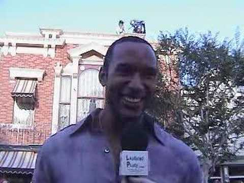 Henry Simmons at POTC 3: At World's End Premiere