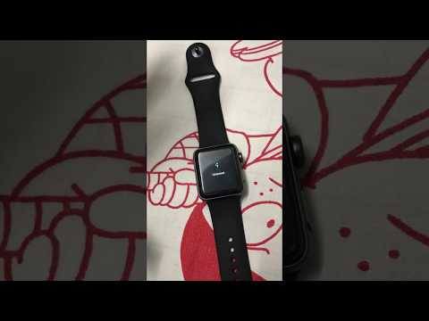 Apple Watch Series 3 How to Eject Water