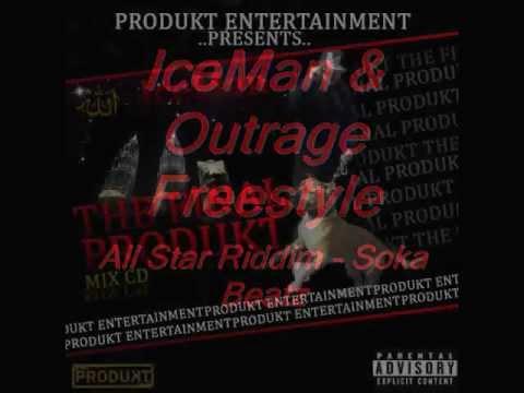 4. IceMan & Outrage - All Star Riddim - Soka Beatz