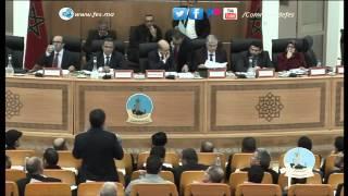 الدورة العادية لمجلس جماعة فاس لشهر فبراير 2016      الجزء الثاني