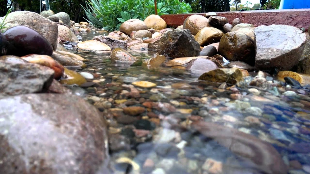 dry creek bed rainwater youtube