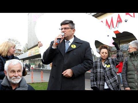 Prezydent Pabianic o strajku nauczycieli