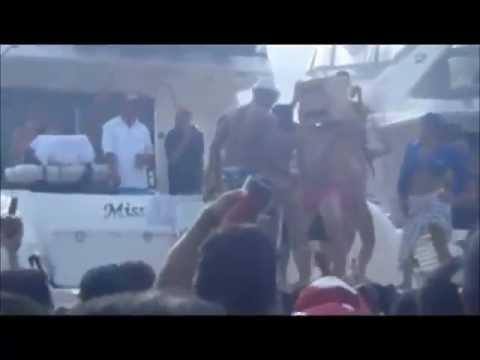 Locura en playa los juanes en venezuela 2013 - 2 part 4
