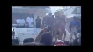 Morrocoy los Juanes sin censura otro ángulo chichiriviche 2013