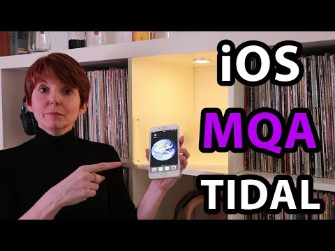 How To Get The Best MQA Audio With TIDAL and Your iPhone (Plus A