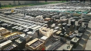 Syrian Army found more US and Israel made weapons in liberated areas