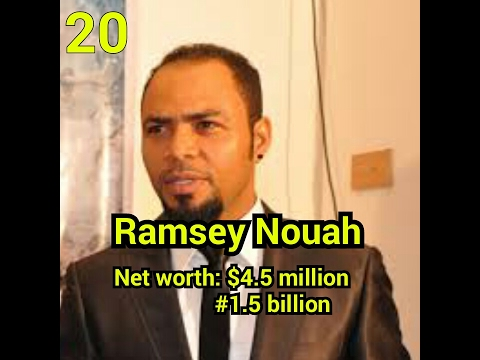 Top 20 richest male celebrity in Nigeria with net worth in naira and dollar latest 2017
