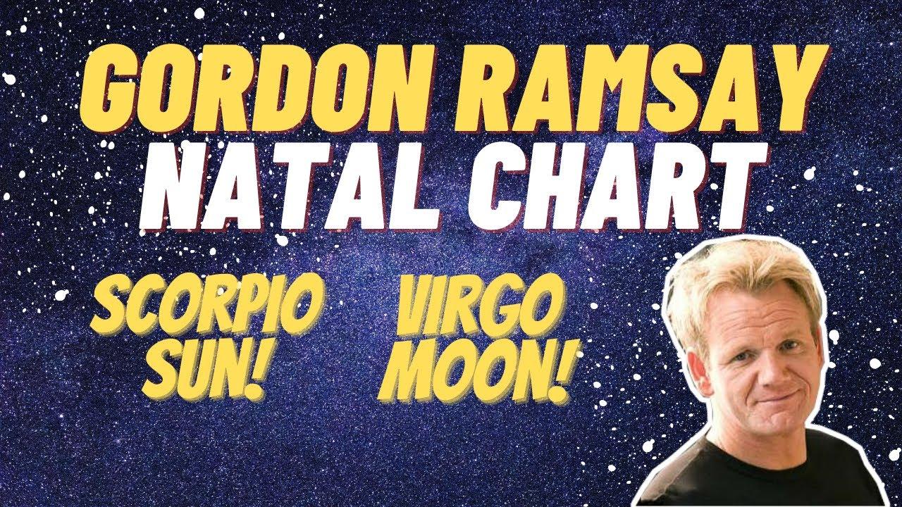 The Astrology of Gordon Ramsay