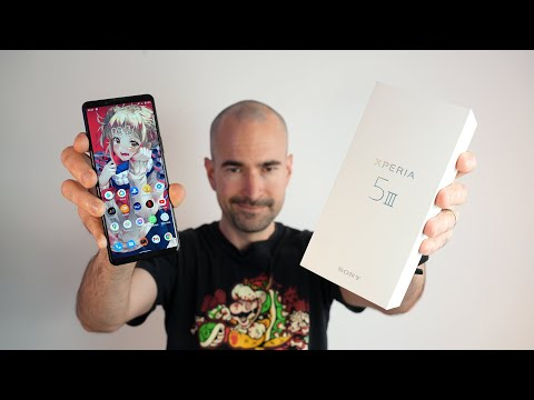 Sony Xperia 5 III | Unboxing & Full Tour